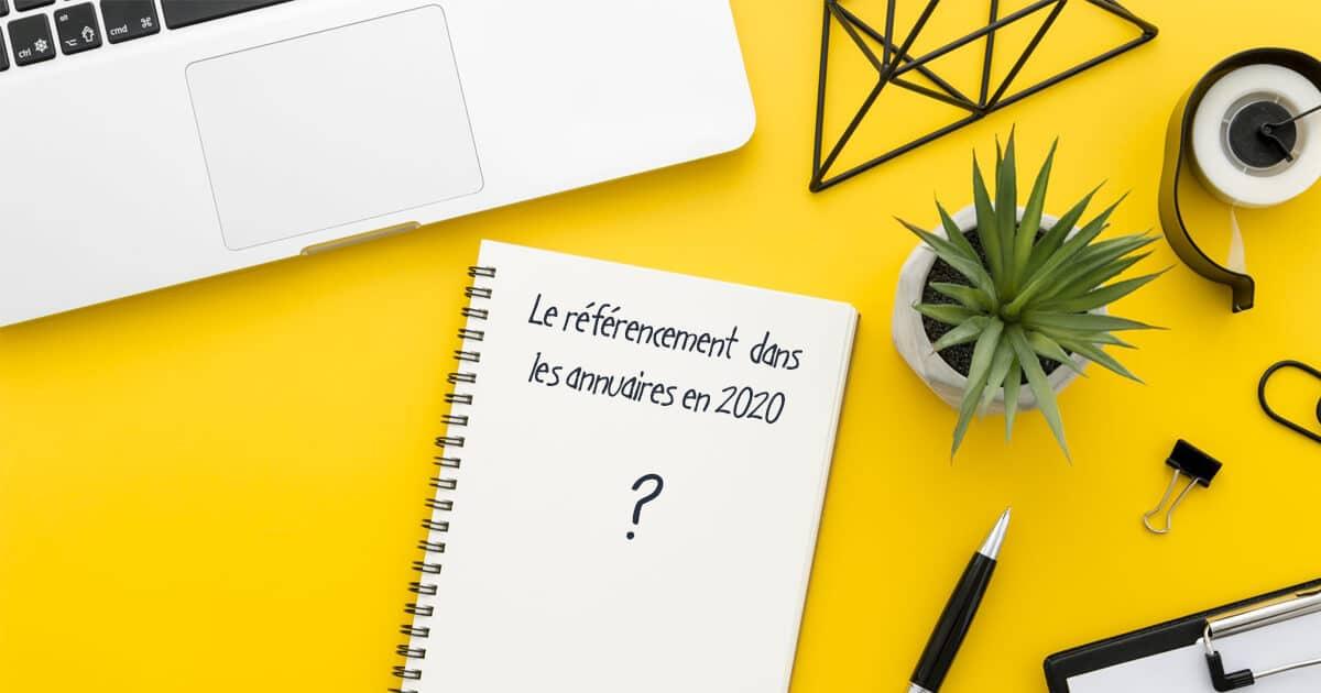 Le référencement dans les annuaires web en 2020